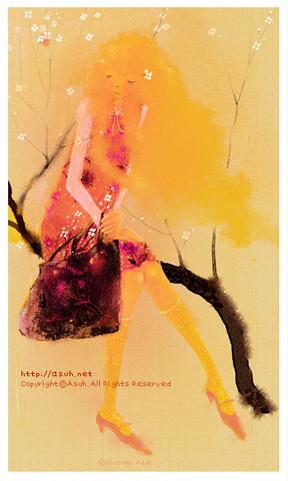 Корейская художница Christian Asuh Ca9db50e9cca