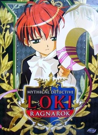 Мифический детектив Локи: Рагнарок \ Matantei Loki: Ragnarok (2003 г. 26 серий)  4cab6daebbe8