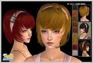 Женские прически (короткие волосы, стрижки) - Страница 3 23f971f21238