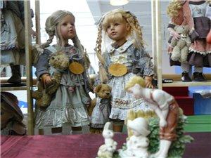 Время кукол № 6 Международная выставка авторских кукол и мишек Тедди в Санкт-Петербурге - Страница 2 39920e3189e7t