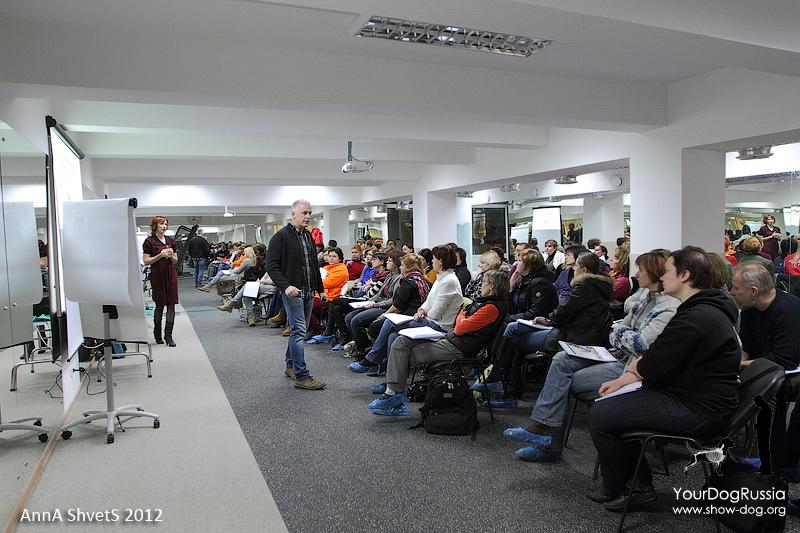 Джерард О'Ши - семинары по хендлингу и ринговой дрессировке в России - Страница 2 0616a115625d