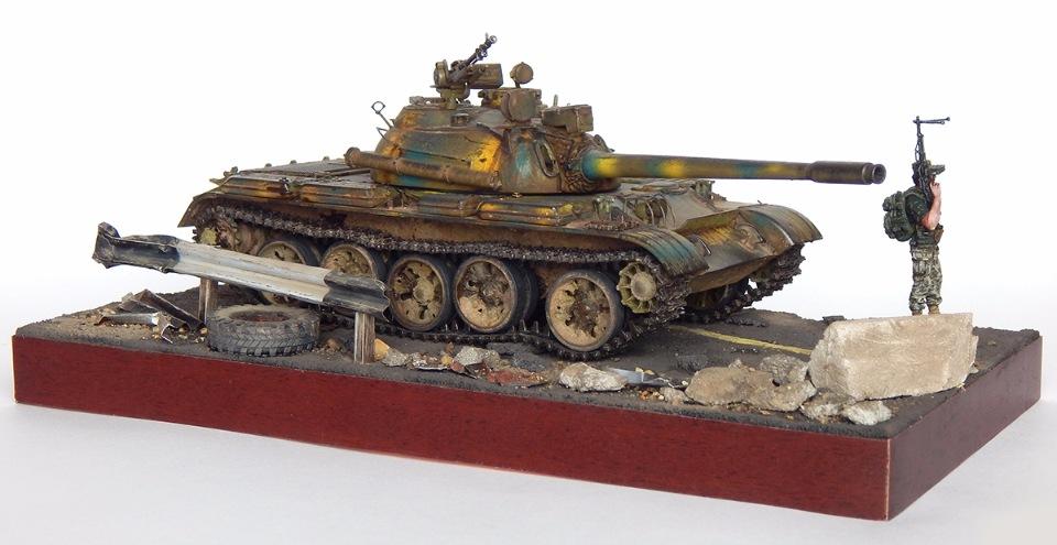 Сирийский Т-55А 1d45a48b5ee2