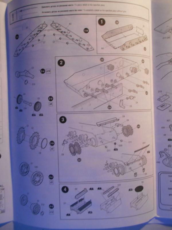Обзор КВ-1 Звезда №3539 и Арк-модел №35033 0ca9d69a40e1