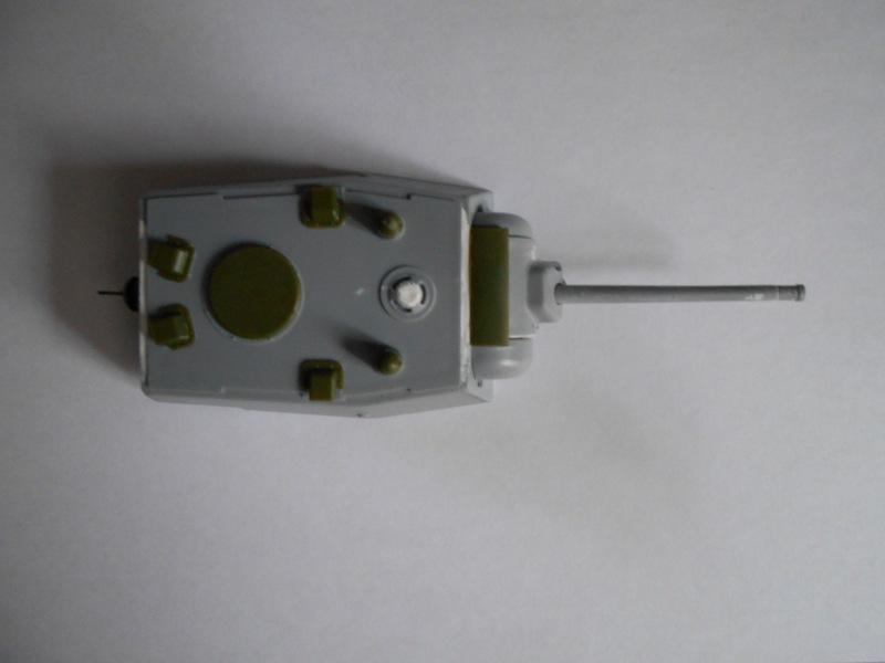 КВ-1 Беспощадный (Звезда+Арк-модел) D37dad543ca4
