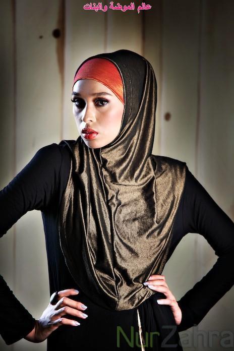 ملابس محجبات 2012 اشيك ازياء محجبات 2012 38fb681acd2d