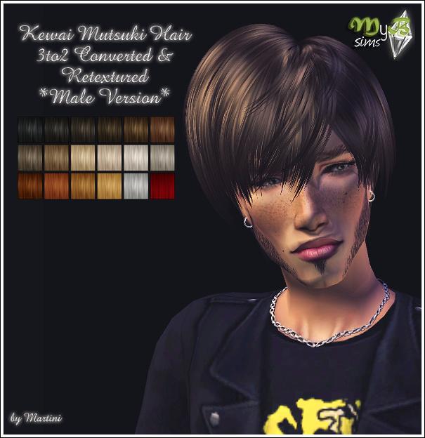 Причёски (мужские и женские всех возрастов) 9570180b9b2a