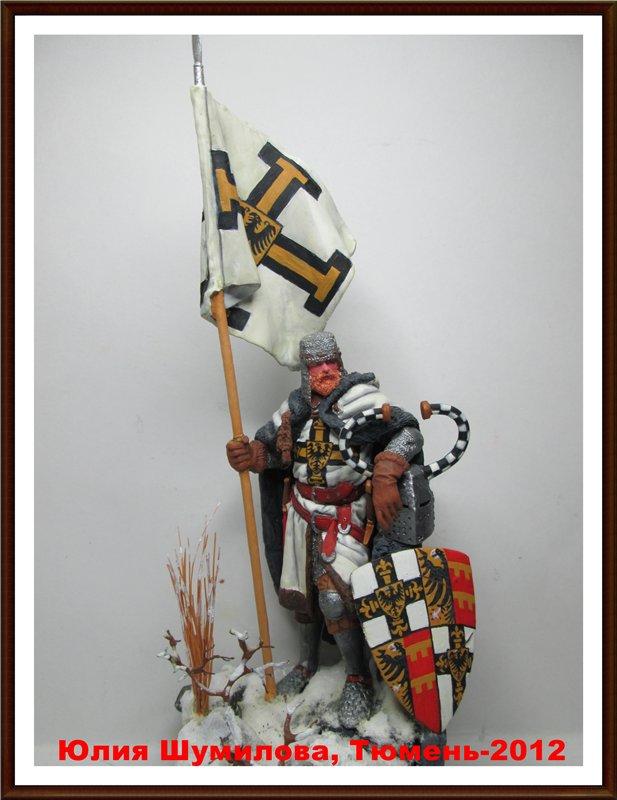 Великий Магистр Тевтонского ордена, 14в.  48fc305c1d50