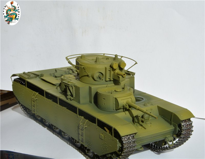 Soviet T-35 Heavy Tank Hobby/Boss 1/35 A8fd130c60a8