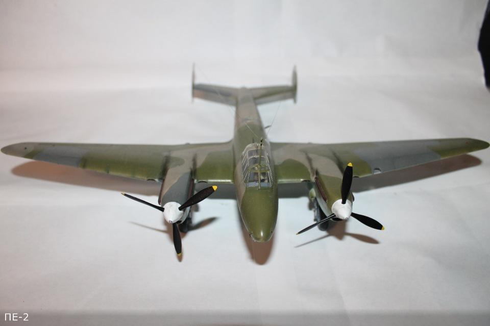 Пе-2  Звезда 1/48 1facce065c3c