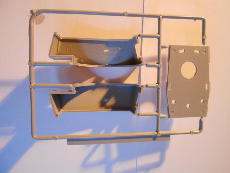 Обзор КВ-1 Звезда №3539 и Арк-модел №35033 0473421d9d96