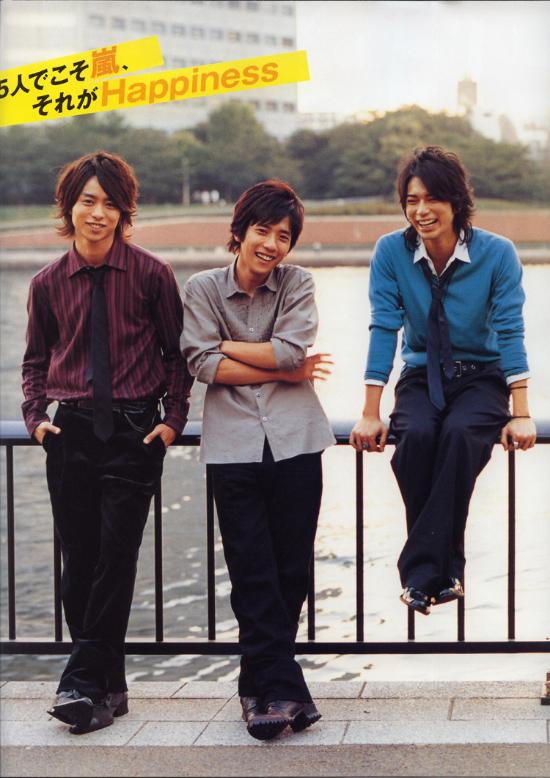 ARASHI. Радужные мальчики - Страница 11 3c20e6138e48
