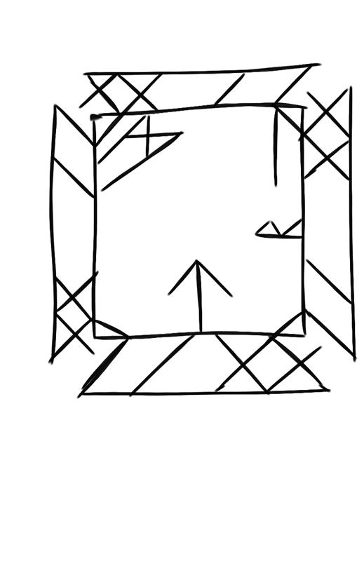 Зеркало. Для сканирования предметов C7b6f3f3afc0