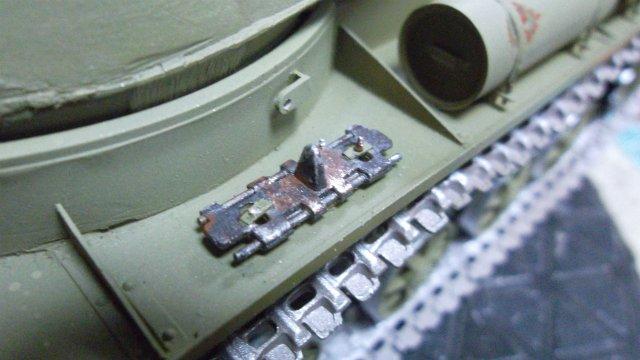 КВ-85, 1/35, (Восточный Экспресс 35102). 7fff7fc39db4