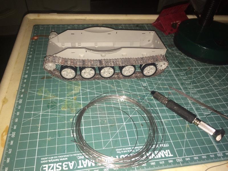 TRUMPETER T-62 Mod 1972  1/35 795eb675dc8e
