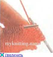 Учимся вязать спицами - Страница 2 31c4004650c2t
