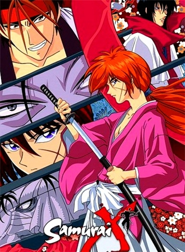 Самурай Икс / Бродяга Кэнсин / Samurai X (Rurouni Kenshin) / るろうに剣心 -明治剣客浪漫譚- (1996-1998 гг. 95 серий) F8c89c667dc6