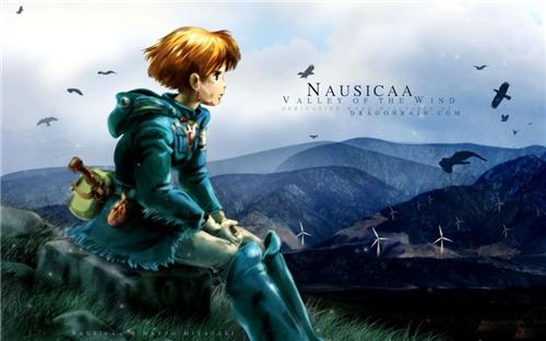 Навсикая (Наусика) из Долины Ветров / Kaze no tani no Naushika / Nausicaa of the Valley of Wind / 風の谷のナウシカ  (1984г. Полнометражный) 25ebcc4cf314