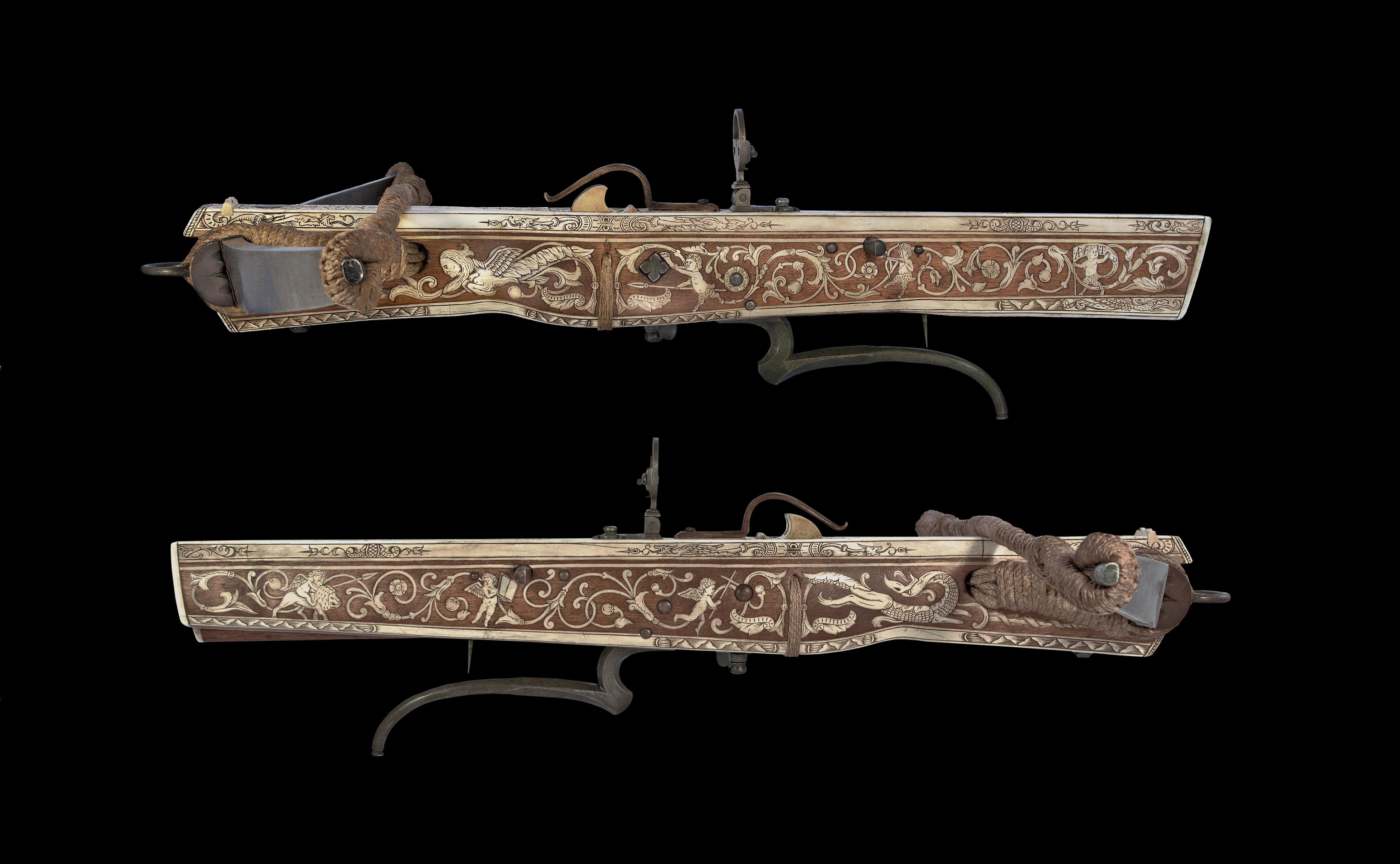 German hunting crossbow XVI th(replica) 88a8bbc08d9b