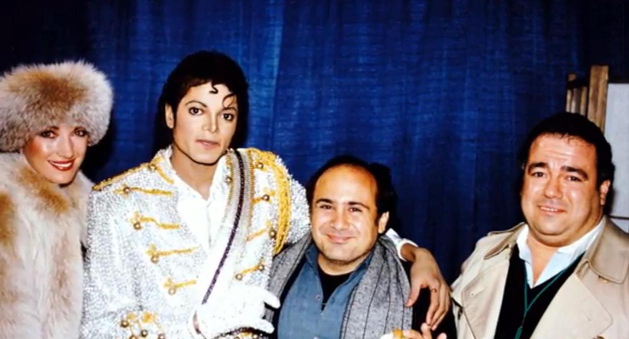 Michael Jackson Com Famosos E0d03892e628