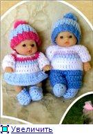 Вязанная одежда для кукол 3737e17f9db2t
