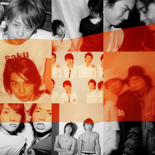 ARASHI. Радужные мальчики - Страница 18 2cc72c86b667
