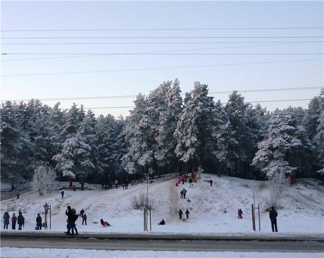 Зимняя сказка на наших фотографиях - Страница 2 852ad88e616e
