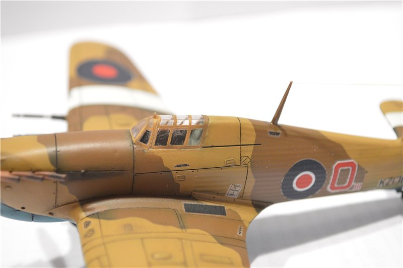 Hawker Hurricane МкIIc (Revell) 1/72 C8c9b1fc02a7