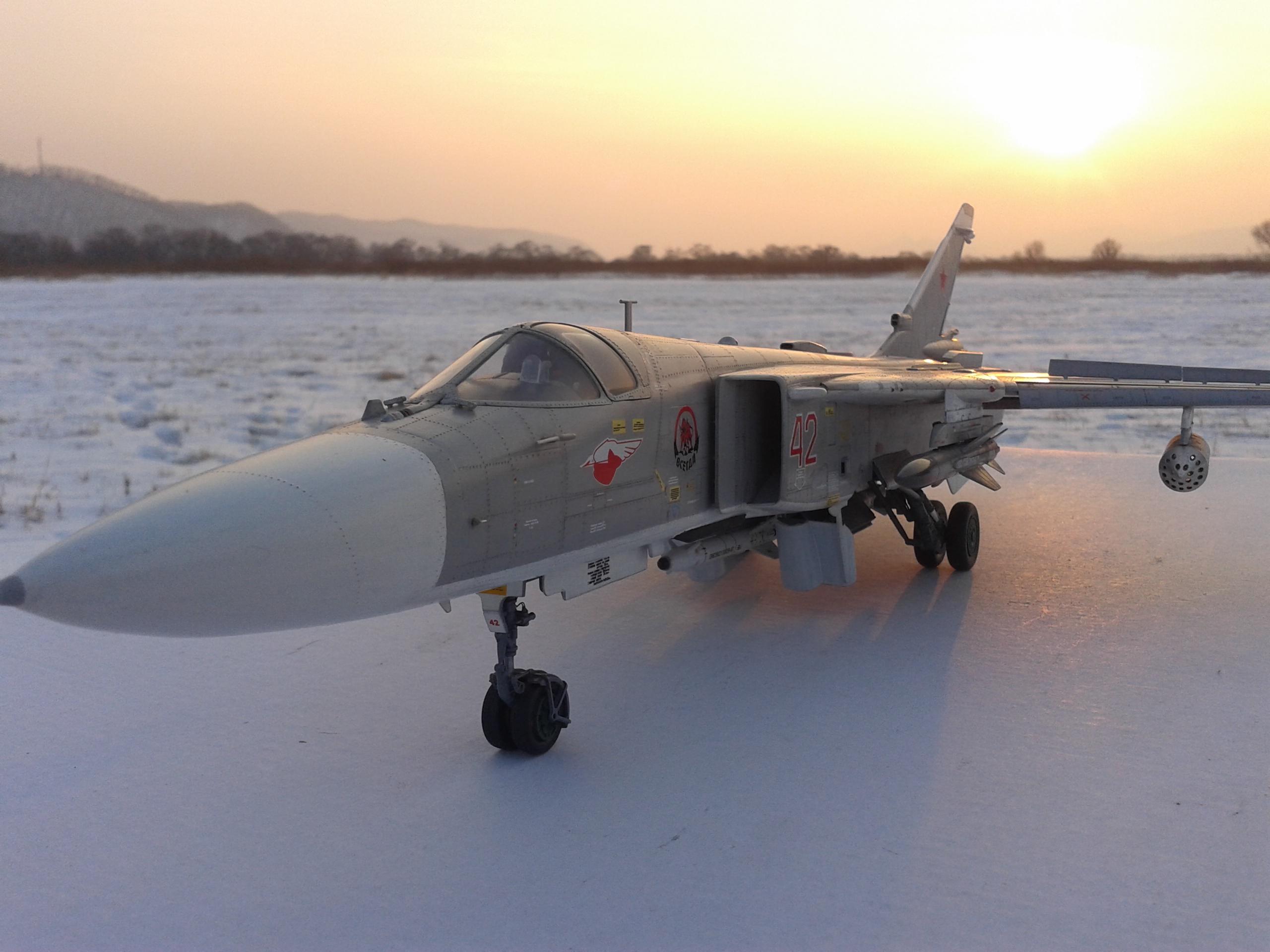 Су-24М 1/48 (TRUMPETER) 5b2b94984f38