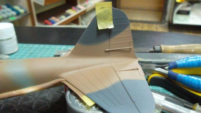Ил-2, масштаб 1/48, (Tamiya 61113). 0a03fea2065f