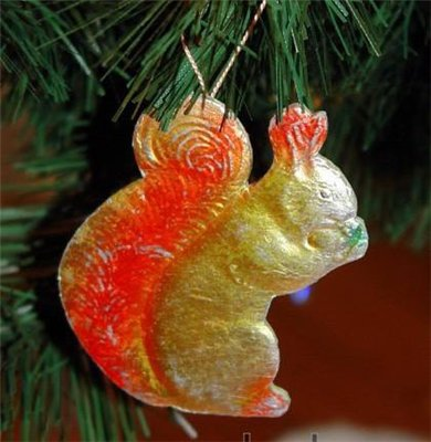 Сказочные мечты одной новогодней игрушки 3c7372771b45