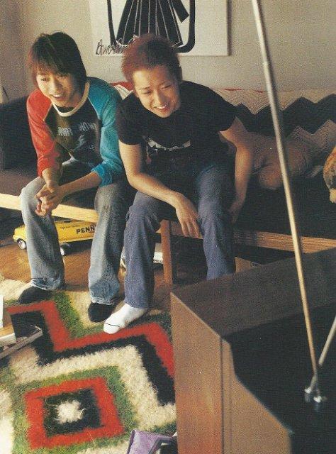 ARASHI. Радужные мальчики - Страница 19 Dd53d7f49192