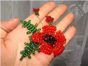 Цветы из бисера - Страница 2 E661e19cd8bat