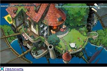Ходячий замок / Движущийся замок Хаула / Howl's Moving Castle / Howl no Ugoku Shiro / ハウルの動く城 (2004 г. Полнометражный) - Страница 2 493dd0289c33t