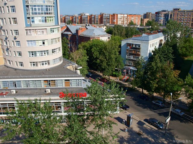 Старый-новый Нижний Новгород. Fe71838e7ca5