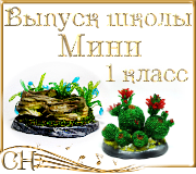 Выпуск школы Мини - 1 класс 05cee0a70837