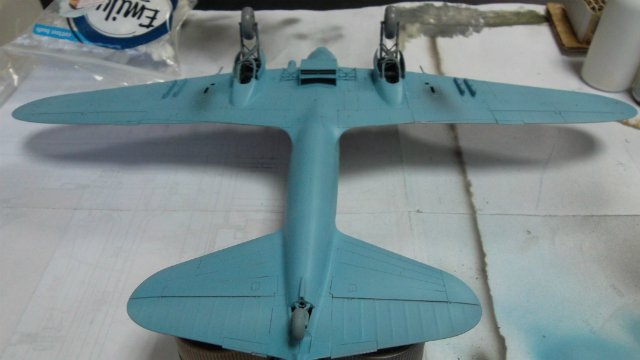 Ил-2, масштаб 1/48, (Tamiya 61113). 11cb23d35c21