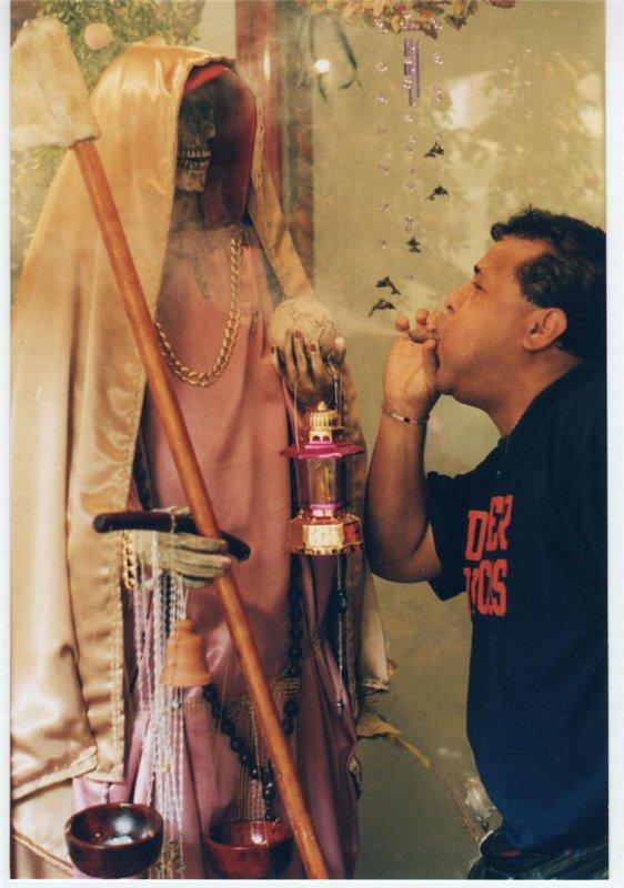 Santa Muerte. Святая Смерть 1024b20558b1