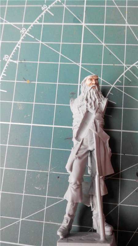 Пират Черная Борода пластик от ПРАПОРА 54мм E164c9417fe4