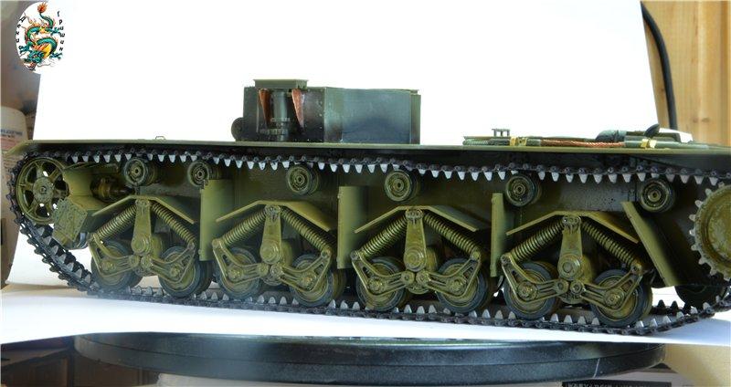 Soviet T-35 Heavy Tank Hobby/Boss 1/35 15654dd09bdf