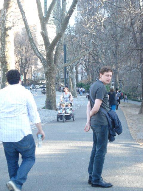 Нью-Йорк. День поголовного сумашедствия. День святого Патрика 73ac642ecb98