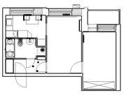 Дизайн однушки 32 кв. м. F487e5803ff1t