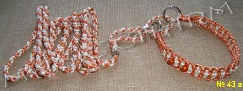 Magic Charm - ошейники, поводки, ринговки, вязаная одежда и другие аксессуары для собак - Страница 2 B93a32aa60e2