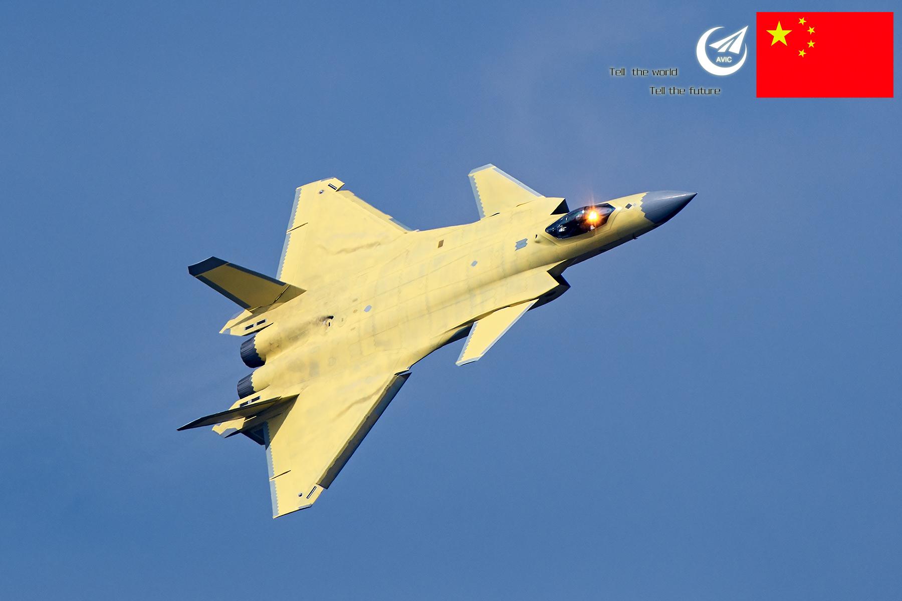 Chengdu J-20 Stealth Fighter - Page 4 953de84dda25