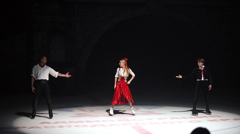 """Carmen on ice"". Краснодар, далее, везде (турне 2016-2017) 7ec1a9d625f1"