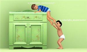 Детские позы, позы с детьми - Страница 2 2c28c15a9adf