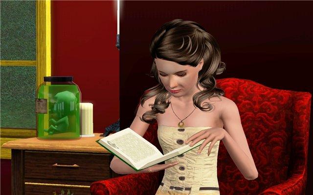 """ПРОЕКТ:  Маришка Чернова - """"Это всего лишь моя жизнь!"""" История одной ведьмы. Dcc568b24606"""