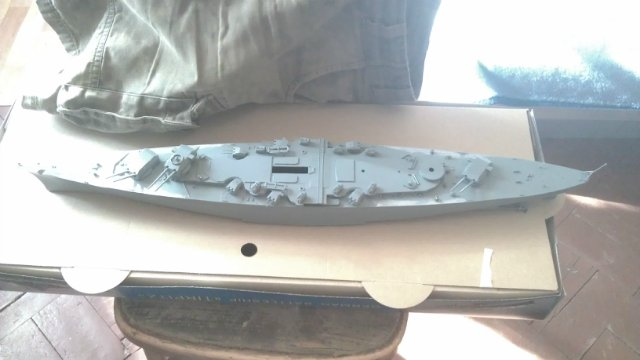Линкор Tirpitz A578c68d1081