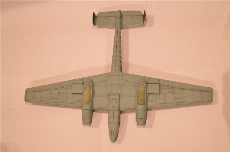 Bf-110 C-4/B (Airfix)  1/72 0688f8f19d2b