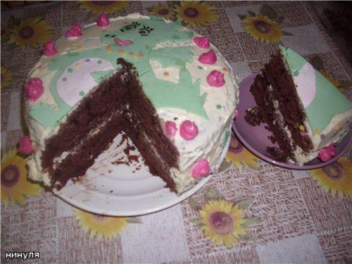"""Торт """"Шоколад на кипятке"""" - Страница 2 5698ba391d8e"""