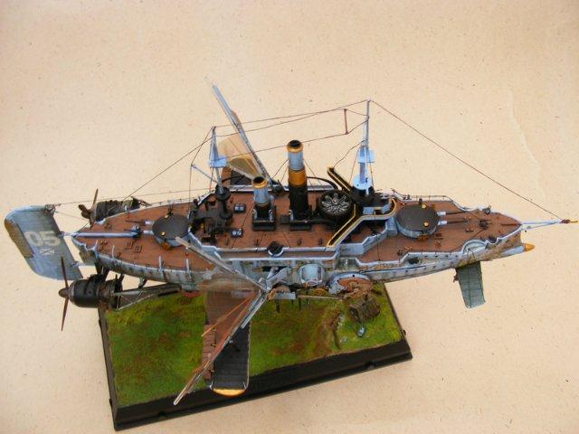 Летающий броненосец - Страница 3 902fae059438